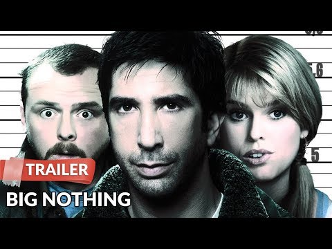 Big Nothing 2006 Trailer | David Schwimmer | Simon Pegg