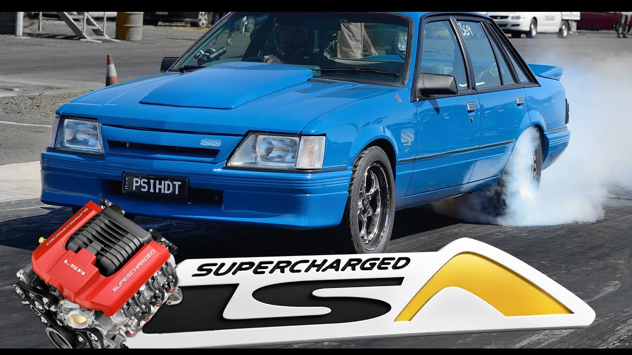Swap Insanity: A Quick And Clean Holden VK Commodore With An