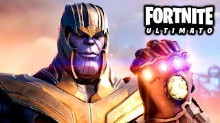 Fortnite et Avengers-NEW MODE ULTIMATO ( Patch 8.50