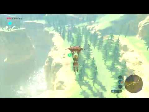 How To Get Cold Resistance Gear In The Legend Of Zelda Breath Of The
