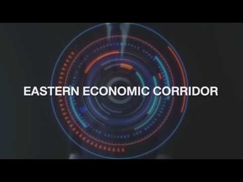 EEC-Thailand's Eastern Economic Corridor