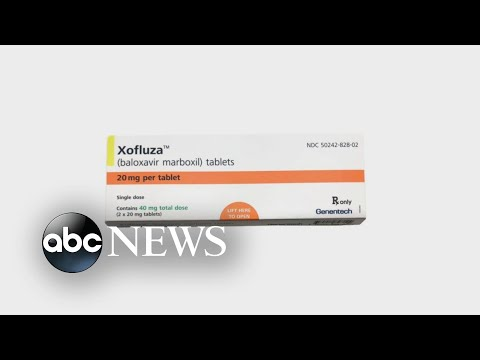 FDA approves new, fast-acting flu pill
