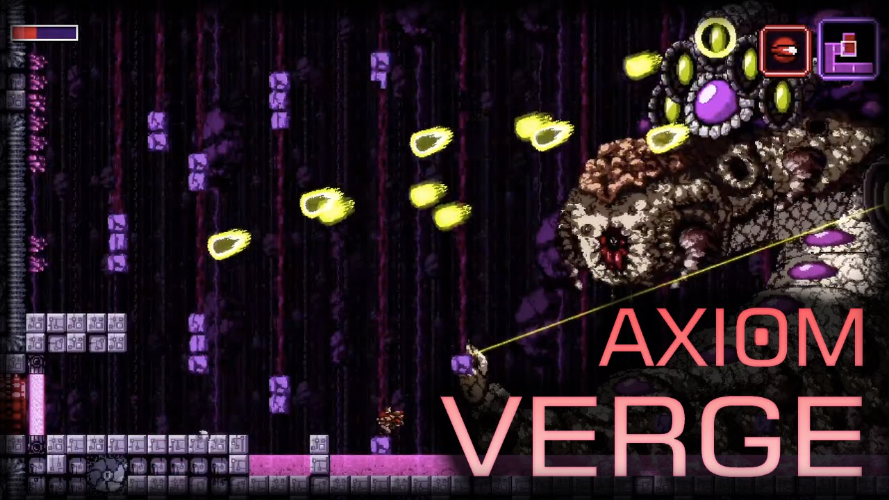 SB Plays: Axiom Verge - Part 4