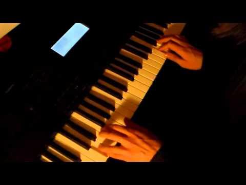 İki Keklik Bir Kayada Ötüyor Piyano