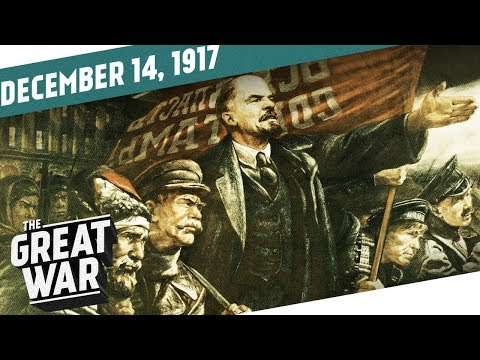 Jerusalem Surrenders - Bolsheviks Consolidate Control I THE GREAT WAR Week 177