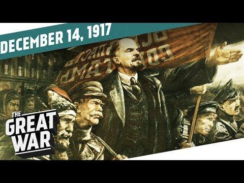 Jerusalem Surrenders  Bolsheviks Consolidate Control I THE GREAT WAR Week 177