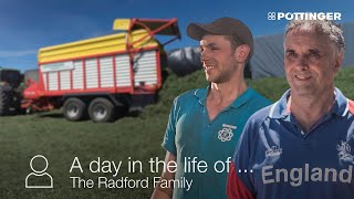 PÖTTINGER - A day in the life of the Radford Family [EN]