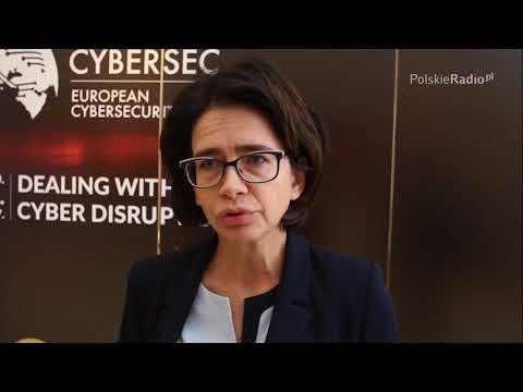 Anna Streżyńska: każdy może być przedmiotem cyberataku