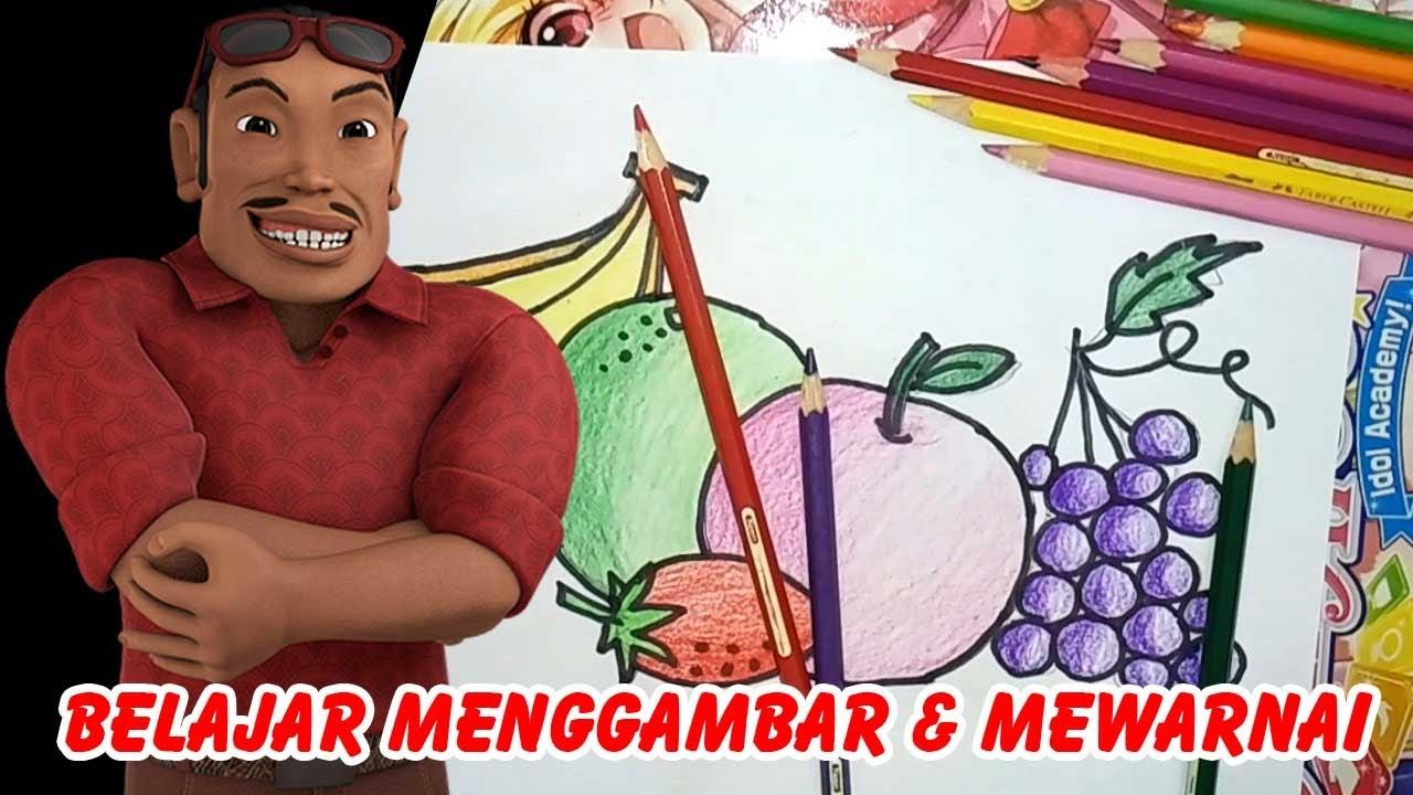 Sopo Jarwo Terbaru Belajar Menggambar Dan Mewarnai Youtube