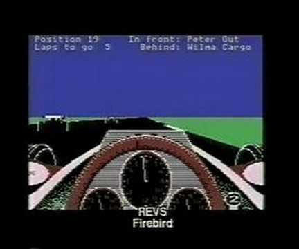 The long awaited Commodore version of REVS (Commercial)