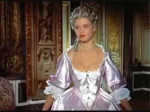 Brigitte Bardot dans « Si Versailles m'était conté » de Sacha Guitry (1954)  - YouTube