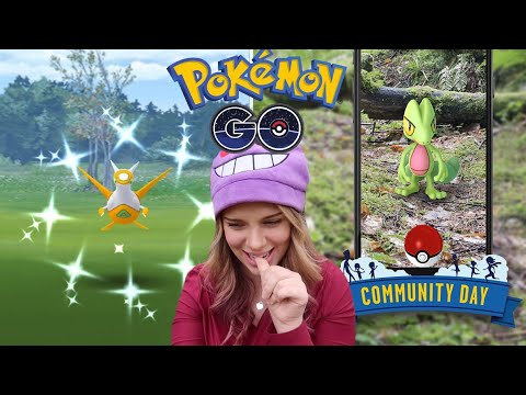 CAN I CATCH SHINY LATIAS IN POKEMON GO? + Treecko Community Day News! thumbnail