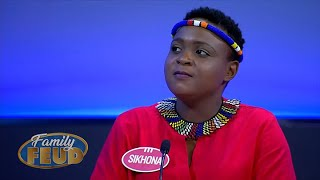 YES, TRIPLE POINTS!! They do say these team members know best...  | Family Feud South Africa