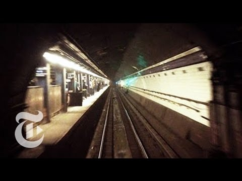 Tunnel Vision - New York City subway trains   The New York Times