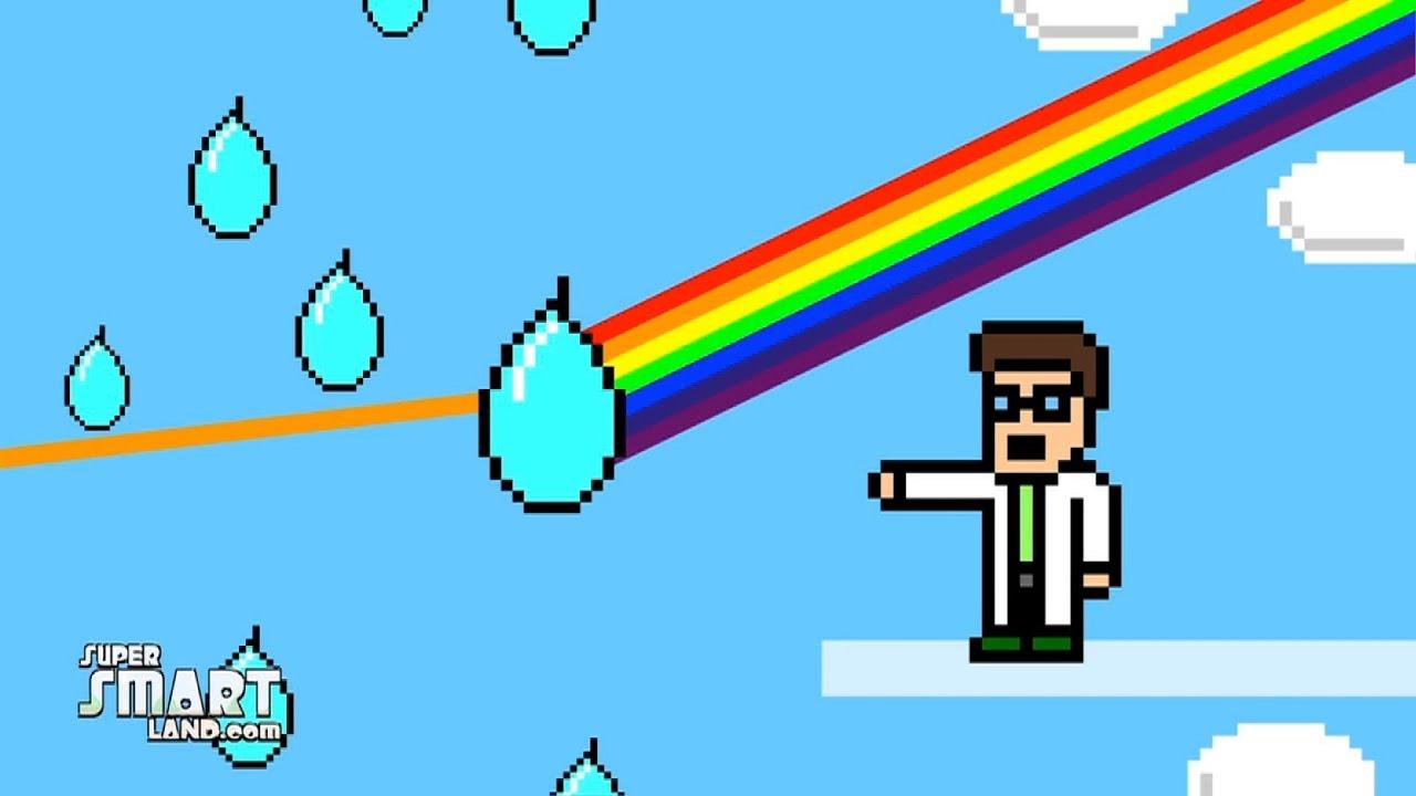 How Is A Rainbow Formed? - SuperSmartLand.com - YouTube
