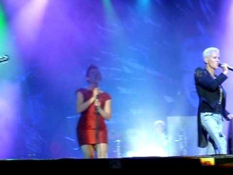 Roxette- 7 Twenty 7- Live in Halmstad