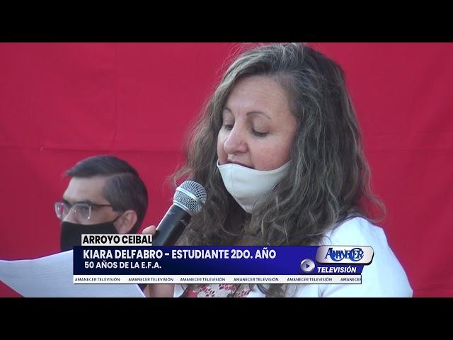 KATIA DELFABRO - ESTUDIANTE DE 2do.