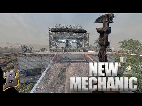 New Mechanic! More Turrets! 7 Days To Die Season: 2 Ep 43