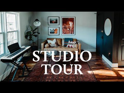 studio-transformation-|-full-time-youtuber-tour