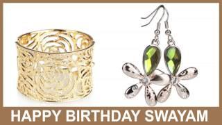 Swayam   Jewelry & Joyas - Happy Birthday