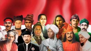 INDONESIA PUSAKA - ISMAIL MARZUKI by HEROES