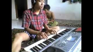 Belajar Dangdut - Nurul - Keyboard TECHNO T9900i