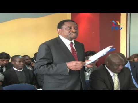 IEBC tender appeal case; Pear Media says IEBC didn't communicate tender win decision