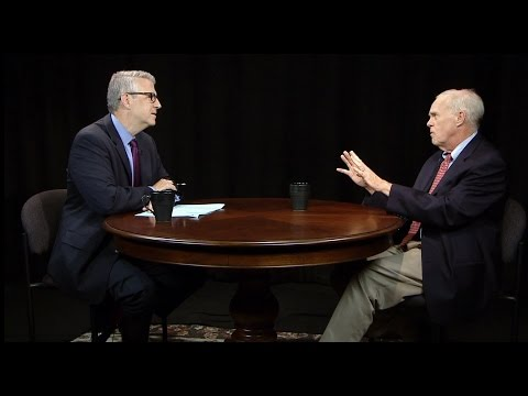 A Conversation with Stanford President John Hennessy