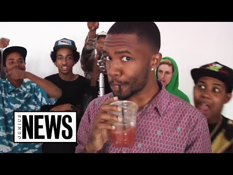 Frank Ocean's Best Rap Verses | Genius News