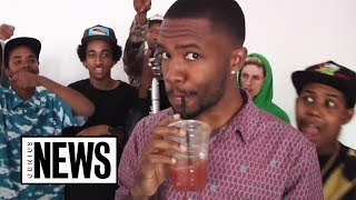 Frank Oceans Best Rap Verses  Genius News