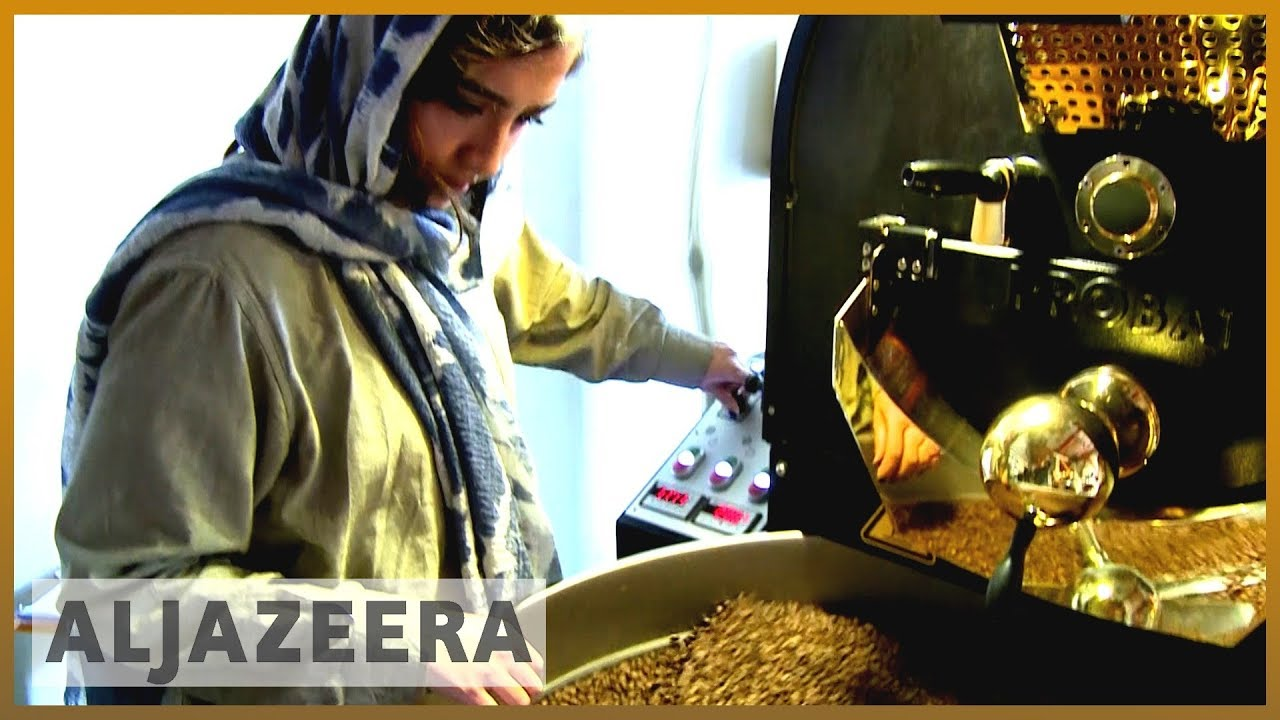 AlJazeera English:Iran's coffee makers under pressure from US sanctions