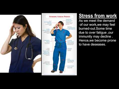 Health hazards in nursing