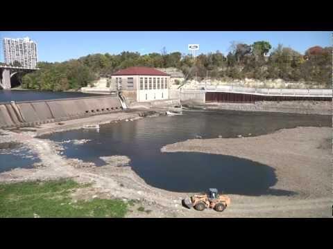 Corps repairs Lock and Dam 1 in Minneapolis