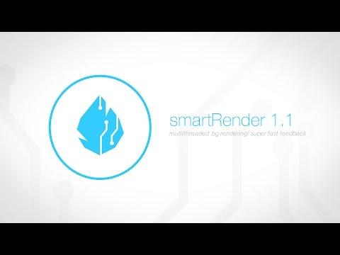 cragl vfx tools | smartRender