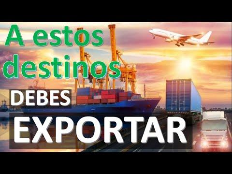 Tratados De Comercio Internacional De COLOMBIA | Paises Para Exportar Frutas De Colombia