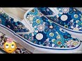 WHAT ARE THOSE?! | Murakami Vans 2015 | On foot and detailed look | How they Fit?