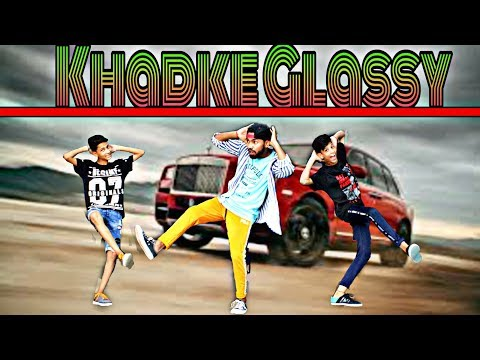 Khadke Glassy Dance | Yo Yo Honey Singh | Choreography By Amit Kumar