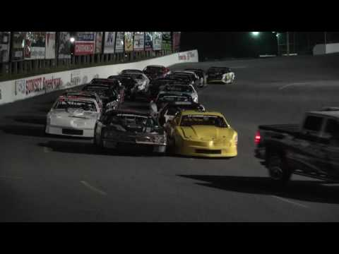 Sunset Speedway - Super Stock Feature June 24, 2017
