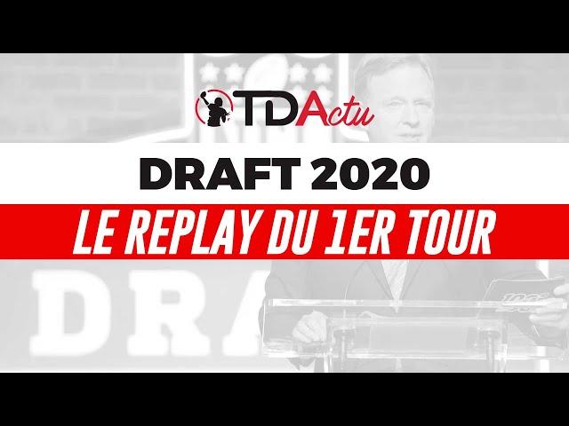 Live  Draft 2020 - TDActu