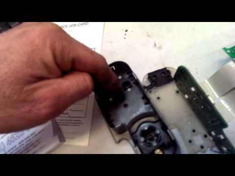 Alfa Romeo power window repair
