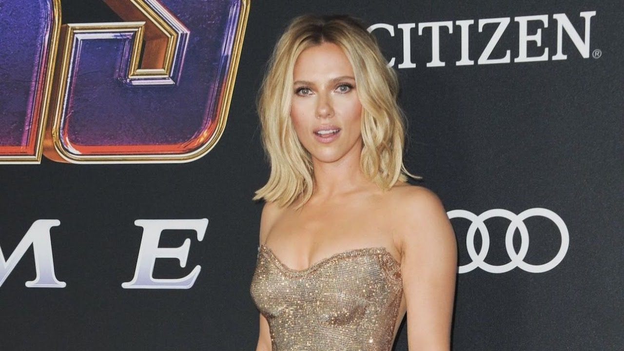 Scarlett Johansson Says She Should Be Able to Play Any Person, or Any Tree, or Any Animal