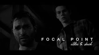 focal point; stiles & derek