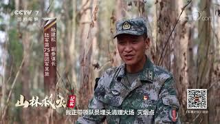 《军事纪实》 20200608 山林救火纪实|军迷天下