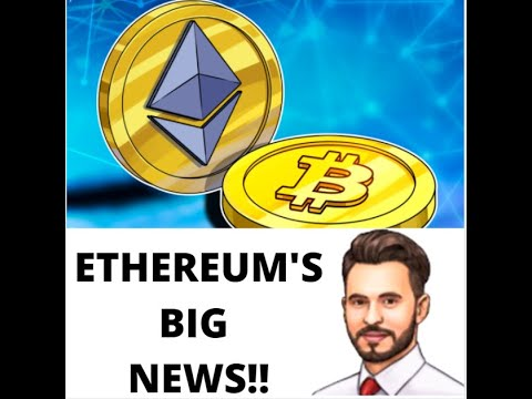 Ethereum's Big News In 2021!! Ethereum's Price Prediction Very CLOSE