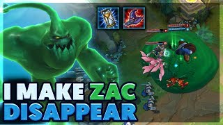 MY EDITOR WORKS HIS MAGIC   BEST CHAMPION RIGHT NOW   FULL AP ZAC SUPPORT - BunnyFuFuu