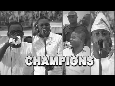 Alh. Wasiu Alabi Pasuma live on stage - Champions - 2018 Yoruba Fuji Music  New Release this week