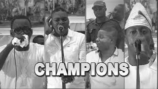 Alh. Wasiu Alabi Pasuma live on stage - Champions - 2018 Yoruba Fuji Music  New Release this week