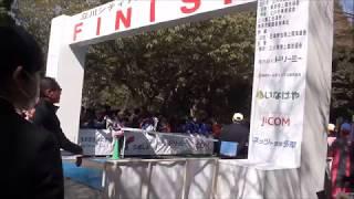 立川シティハーフマラソン2018