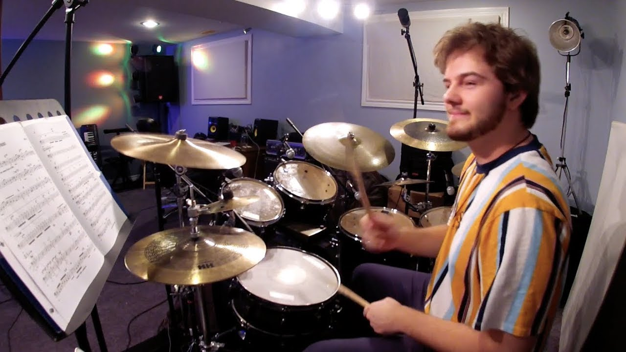 Steroids - Eric Vanier (Drum Play-Along)