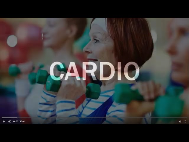 L2 - Cardio Workout